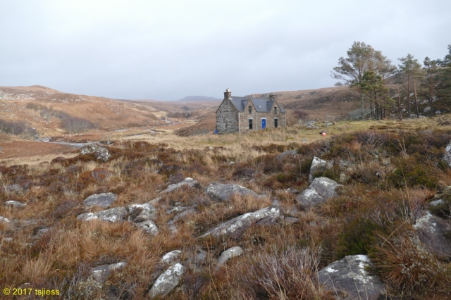 Craig mountain bothy