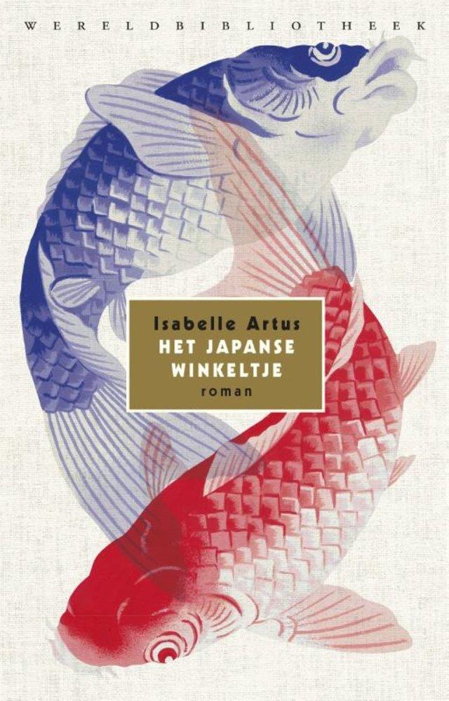 Isabelle Artus - Het Japanse winkeltje