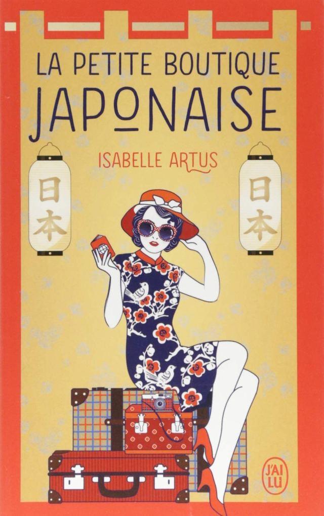 Isabelle Artus - La petite boutique japonaise