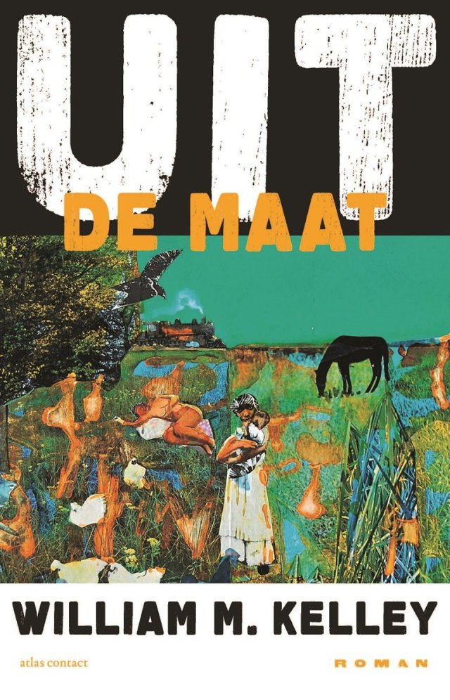 William M Kelley - Uit de maat