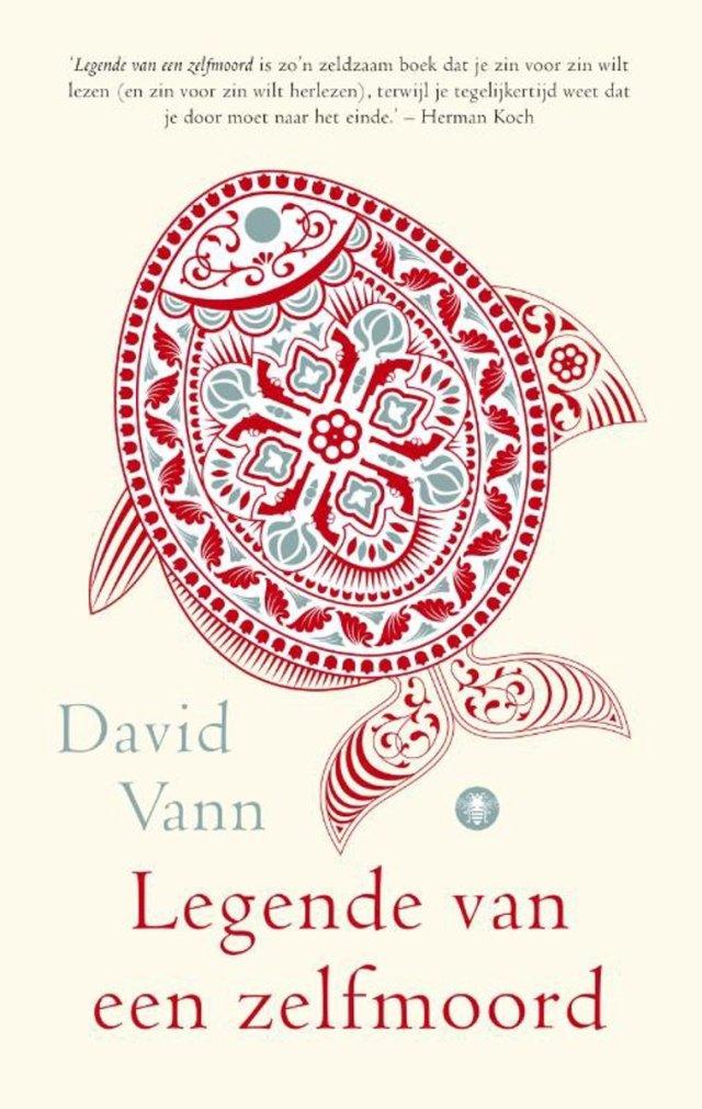 David Vann - Legende van een zelfmoord