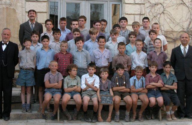 Les Choristes (klassenfoto)