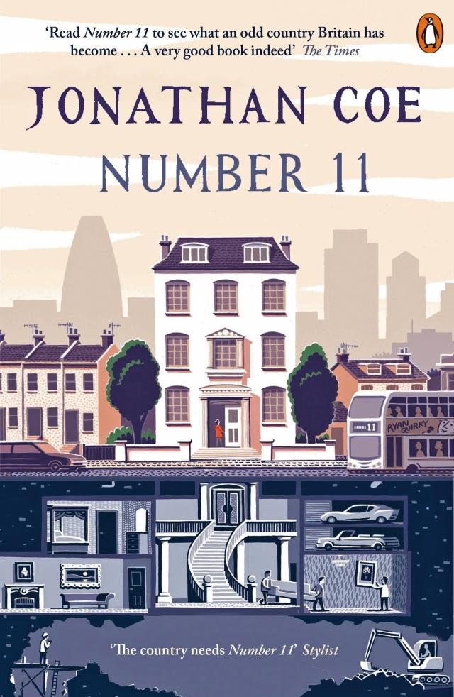 Jonathan Coe - Number 11