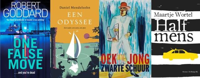 2020-03-15 Vier boeken